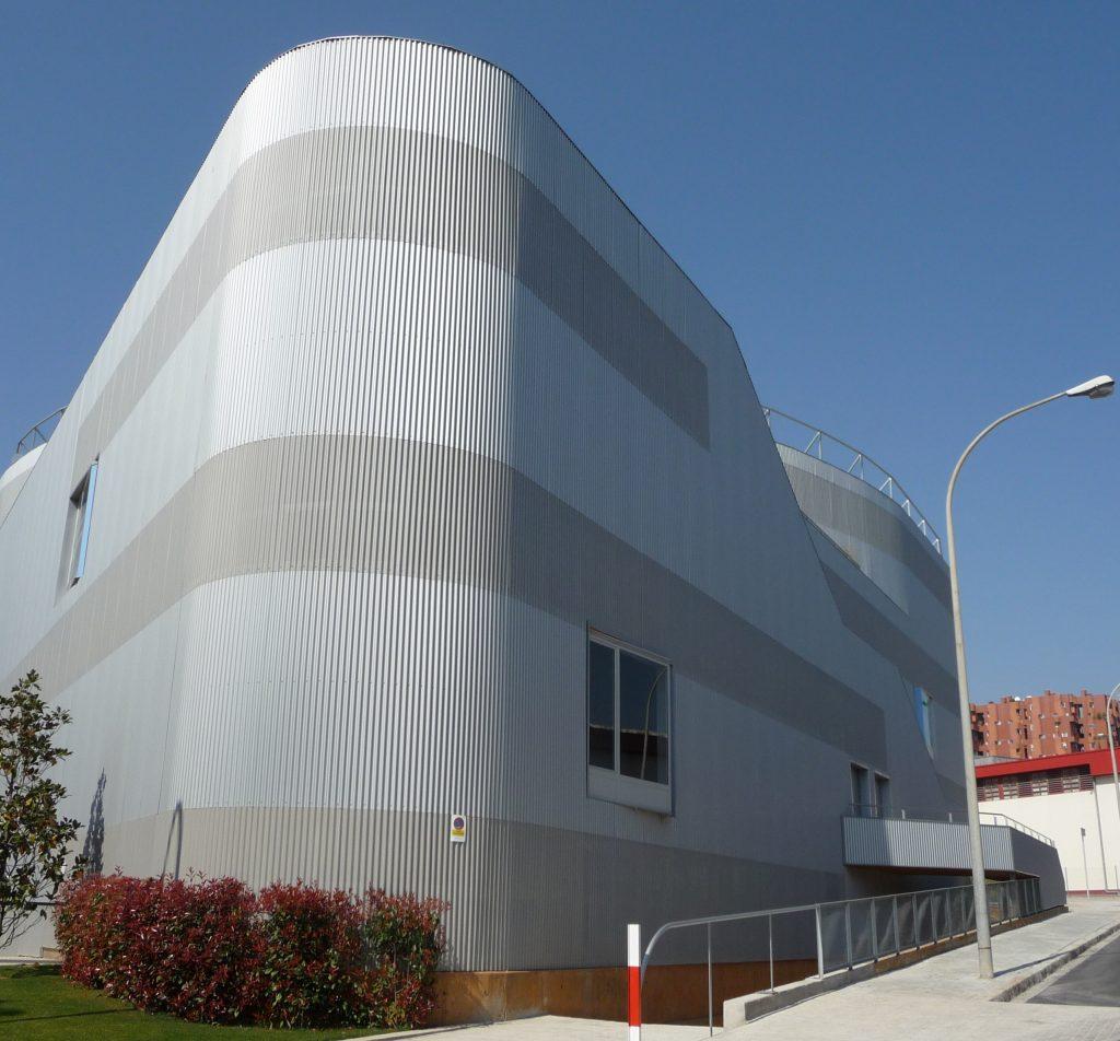 Edificio GONSI Pont Reixat Sant Just Desvern Barcelona GONSI
