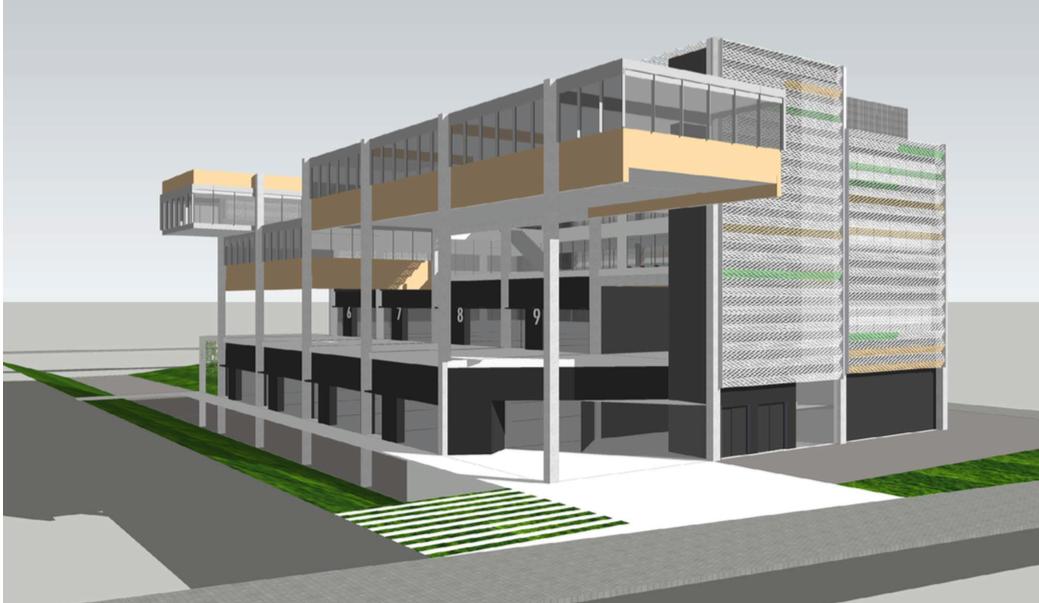 Edificio sostenible en alquiler   GONSI Inmobiliaria Empresas