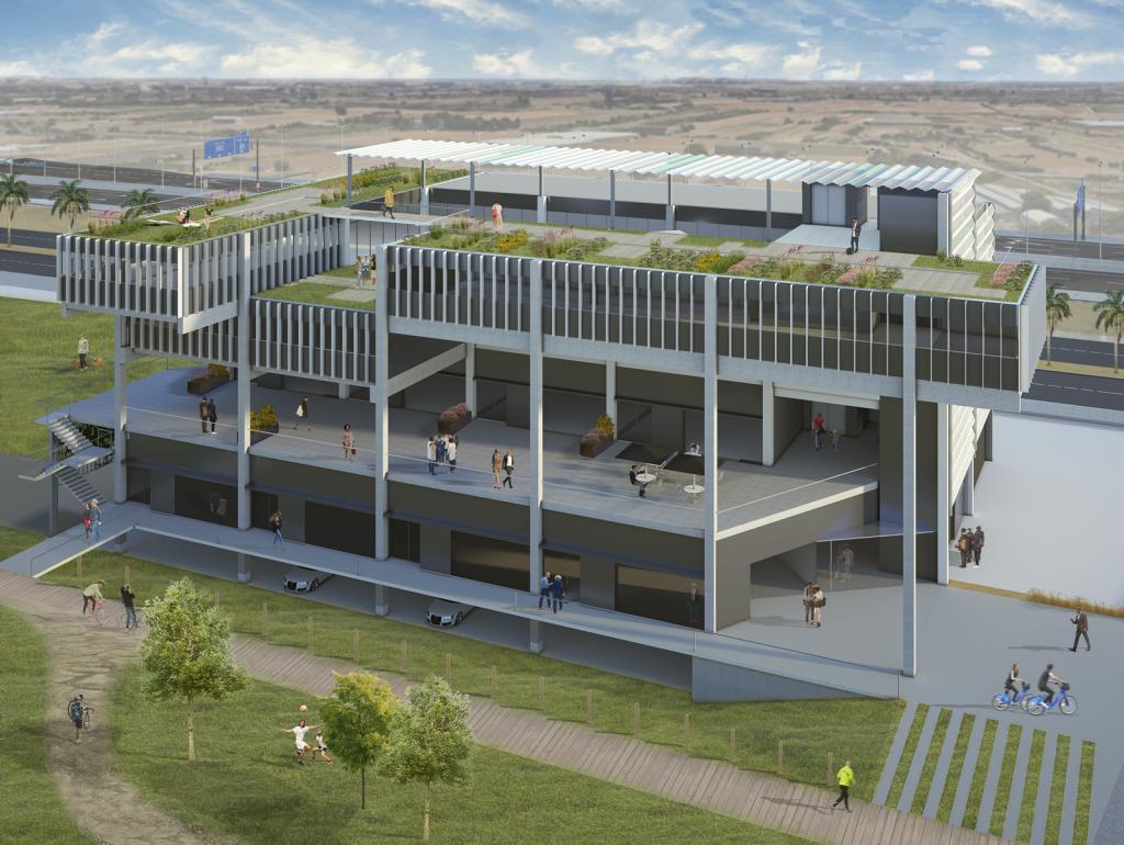 Edificio Corporativo nueva construccion 2 | GONSI