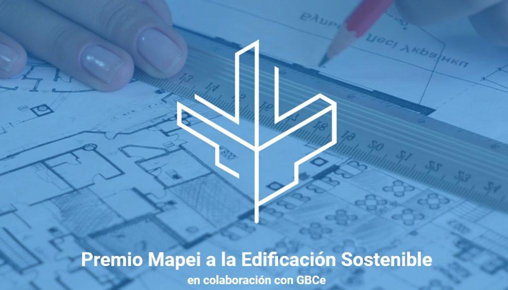 Premios Mapei Sostenibilidad GONSI
