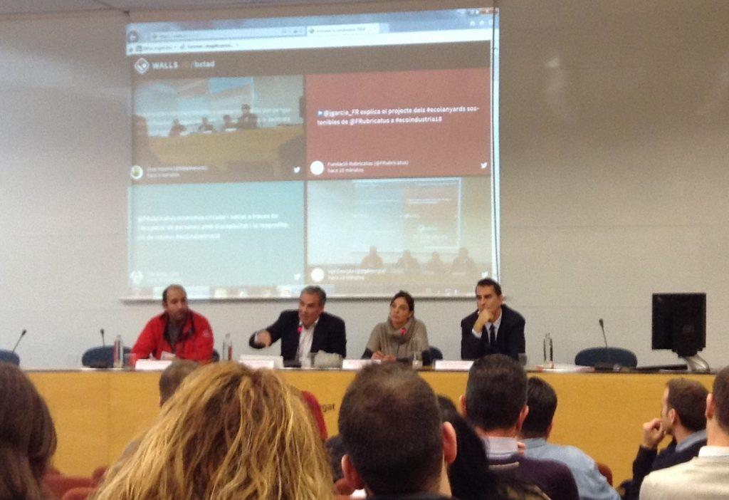 Jornada Economia Circular Ecoindustria | GONSI Barcelona